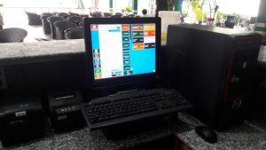máy tính tiền quán ăn tại bình dương