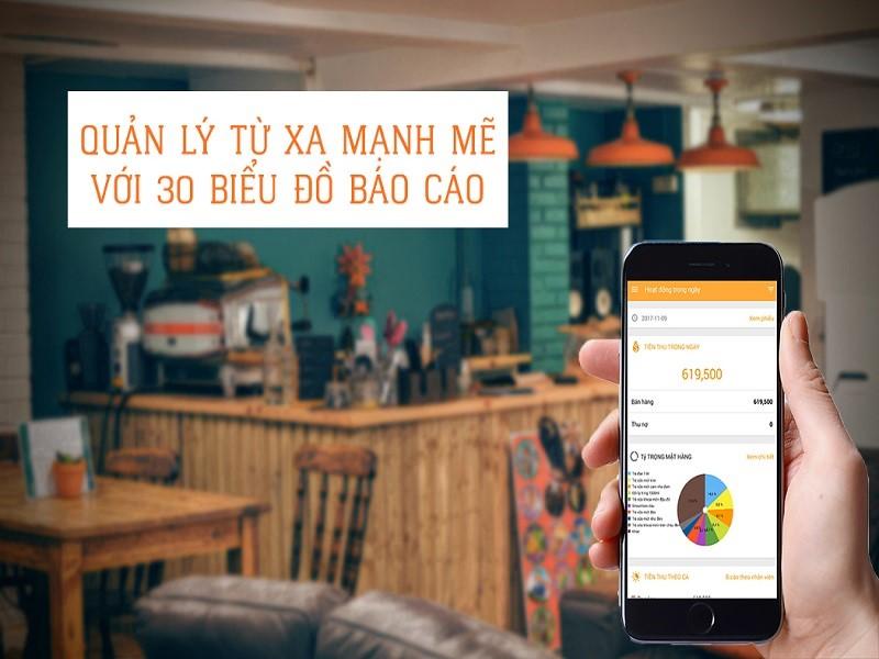 phần mềm quản lý quán cafe tại đồng nai