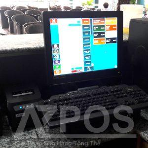 máy tính tiền quán cafe tại Bình Dương