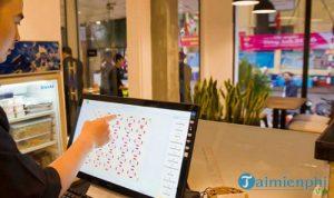 phần mềm quản lí quán trà sữa Ipos