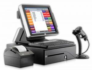 máy tính tiền cảm ứng cafe