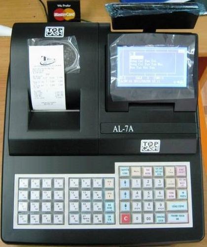máy tính tiền quán cafe tại Tây Ninh