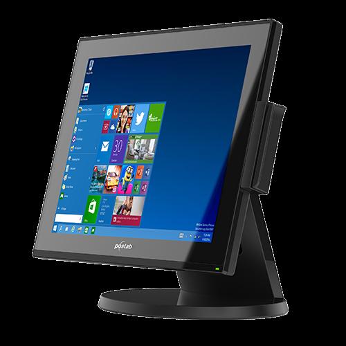 màn hình máy tính tiền cafe
