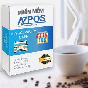 phần mềm quản lý quán cà phê