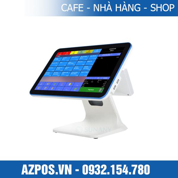 máy tính tiền cafe chính hãng