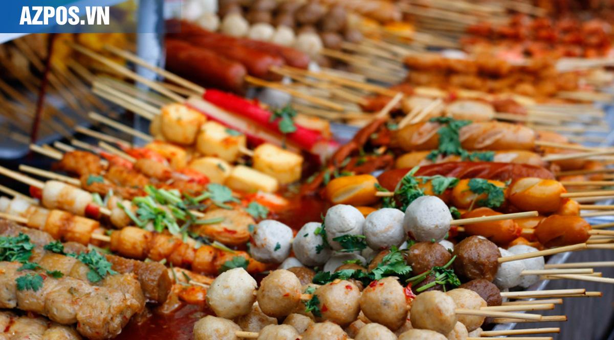 Bán đồ ăn vặt online