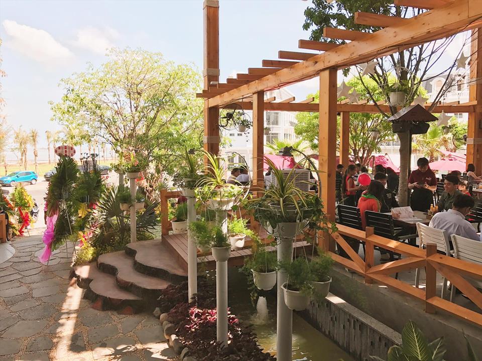 quán cafe đẹp tại Rạch Giá