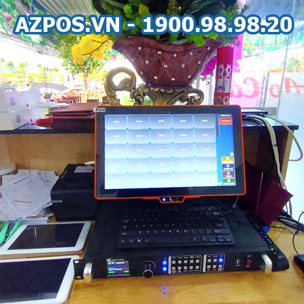 Máy tính tiền karaoke pos