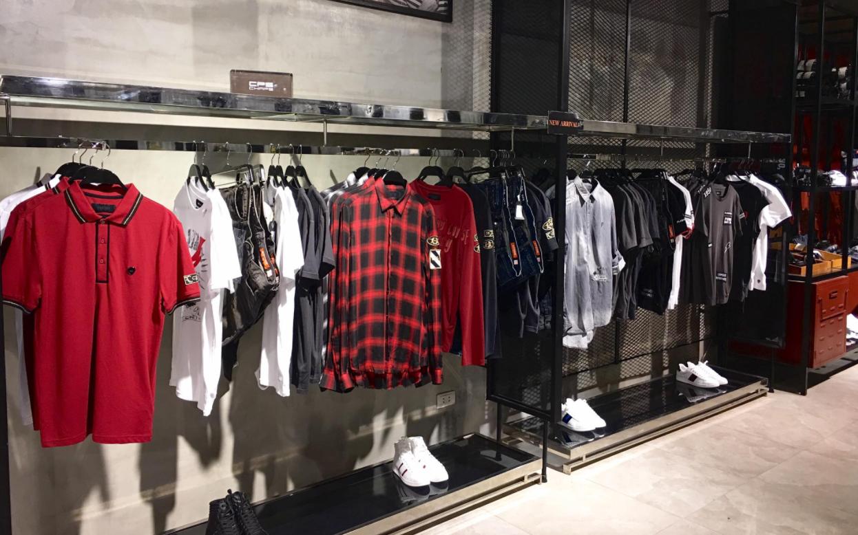 mở cửa hàng shop quần áo thời trang